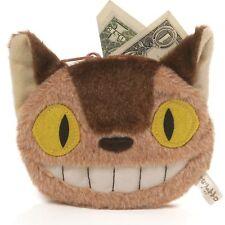 Gund 4059292 Studio Ghibli Totoro Cat Bus Coin Purse