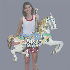 "41"" long Carousel Horse PTC Jumper FREE SHIPPING Choose from 12 Colors"