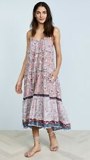 NWT Xirena $264 Ruby Dress in Pink Reef; L