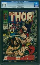 Thor 152 CGC 9.2 -- 1968 -- Ulik app.  Inhumans. #0789402016