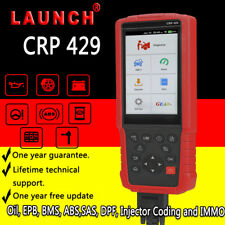 OBD2 KFZ Diagnosescan-Tool mit allen Systemdiagnosen LAUNCH CRP429 Rot 2018 Auto