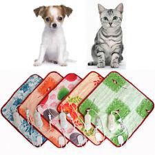 60x40cm Pet Dog Cat Electric Heating Bed Blanket Winter Body Warmer Mat Pad