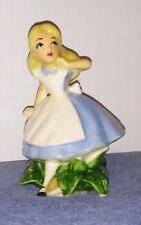 Alice in Wonderland ~ Evan K. Shaw ~ Disney early ceramic figure