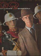 Gentlemen's Quarterly 1960 The London Line-Duke of Bedford-Douglas Fairbanks Jr.