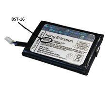 Original Sony Ericsson T60, T60lx, T61, T62, T62u Battery BST-16