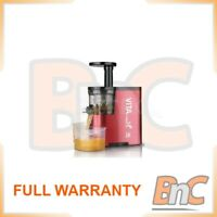 Electric Centrifugal Juicer Fruits Citrus Squezzer Low Speed KALORIK FE1010R