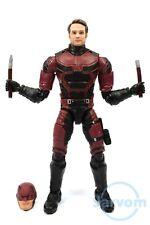 """Marvel Legends 6"""" Inch SDCC Exclusive Defenders Daredevil Loose Complete"""