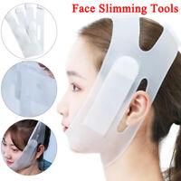 Face Chin Cheek Lift Up Shaper Slimming Slim Mask Anti Wrinkle Strap Band