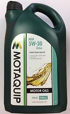 aceite motor PREMIUM SAE 5w30 Semi Sintético 5l Ford Gafas 5 litros NUEVO