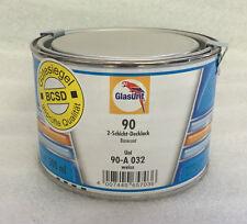 Glasurit Wassermischlack 90-A 032 Uni weiss 0,5 Liter