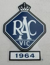 NEW AUSTRALIAN MADE 1964 RACV DECAL SUITS EH HOLDEN