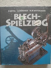 Ertel, Peter e Klaus-Dieter Wittmann: GIOCATTOLI di latta. Spielwaren meccanici a