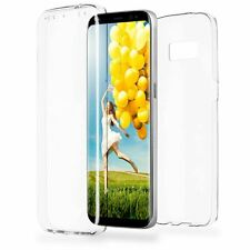 Cover Case UltraThin Slim 360 TPU For SAMSUNG GALAXY S8 PLUS / S8+ Transparent