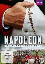 Napoleon - Die wahre Geschichte -  DVD - Neu u. OVP