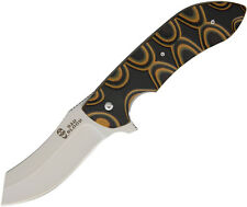 "Bad Blood Dreadnaught Linerlock Knife BB0118K 5 1/2"" closed. 3 7/8"" matte finish"