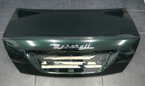 Maserati Quattroporte V Tailgate Boot Lid Rear Verde Goodwood M139