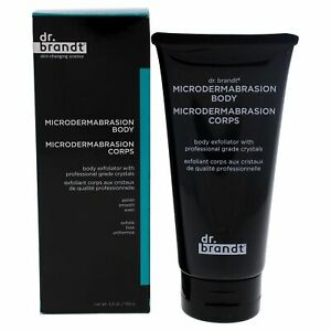 Microdermabrasion Body by Dr. Brandt for Unisex - 5.9 oz Exfoliant