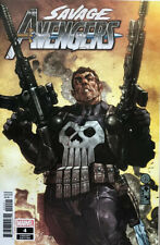 Savage Avengers #4, Bianchi Variant Cover (1:25)