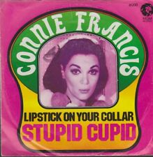 """Connie Francis mescola Cupid/kipstick on your collar 1961 MGM 61 200 7"""""""