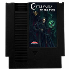 Castlevania The Holy Relics NES Nintendo Hack Homebrew High Quality!