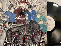 Artillery – Terror Squad LP 1987 Neat Records – RR 9615 EX/EX UK Press