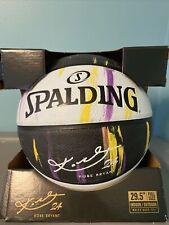 New listing Spalding Kobe Bryant 24 Marbled Snake Limited Edition Basketball