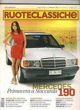 4 2013  RUOTECLASSICHE MERCEDES FERRARI 166 BMW PORCHE 911S VAUXHALL VX  JEEP