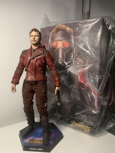 Hot Toys Avengers: Infinity War Star Lord 1/6 Scale Action Figure MMS539