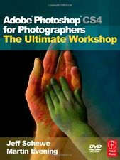 Adobe Photoshop CS4 for Photographers: The Ultimate Workshop,Martin Evening, Je