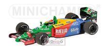 Benetton E.Pirro 1989 Minichamps 1:43 400890020 Modellino Diecast