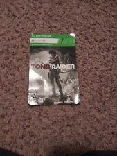 Tomb Raider Xbox 360 Downloadable