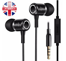 High Definition In-Ear Noise Isolating 3.5mm Earphone for Smartphone Tablet etc.