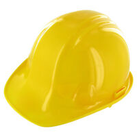 Pyramex Hard Hat - Snap Lock Suspension - Yellow