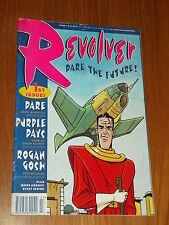 REVOLVER #1 BRITISH MONTHLY MAGAZINE JULY 1990 2000AD^