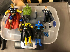 Marvel Legends DC Universe Broken Pieces, Mostly Minor, Great for customs