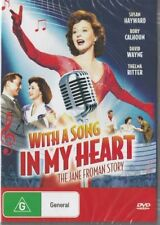 With a Song in My Heart: the Jane Froman Story Dvd
