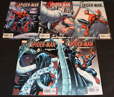 2003 The Spectacular Spider-Man Countdown #1-5 Set (9.0-9.2)