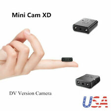 Full HD 1080P Mini Hidden Spy Camera Night Vision Motion Security DVR Camera USA