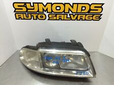 1996 Audi A4 DRIVER SIDE OFF SIDE O/S FRONT LIGHT HEADLIGHT REF: F280