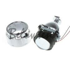 "New 1 Pair Car Vehicle Light Part 2.5"" Mini Bi-Xenon HID Kit Projector Lens"