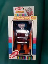All Original Sparkling Walking Robot Wind Up Hong Kong