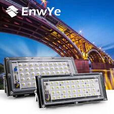 EnwYe 40W 50W Perfect Power LED Flood Light Floodlight LED Street Lamp 220V 240V
