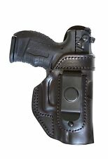 CZ 75D Compact  IWB Leather holster with steel clip