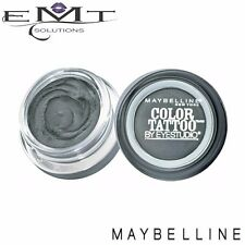 Maybelline EyeStudio Tattoo 24 Hour Eyeshadow - Audacious Asphalt 15 - Brand New