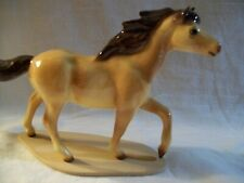 Mint Hagen Renaker Quarter Horse red Dun Buckskin porcelain ceramic figurine