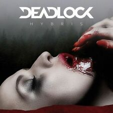Deadlock - Hybris CD+DVD 2016 digi melodic modern death metal Napalm Records