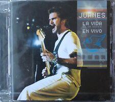 JUANES - LA VIDA EN VIVO - 2 CD