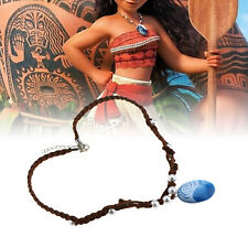 Moana Princess Fashion Necklace Principessa Cosplay Prop Costume Pendant Jewelry