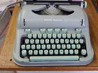 Hermes+3000+Portable+Typewriter+Case+Brush+Manual%2C+Tabulator%2C+1959