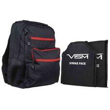 8b260c15bb Bulletproof Backpack GuardianPack Black Front   Back Panel NcSTAR Ballistic  Soft